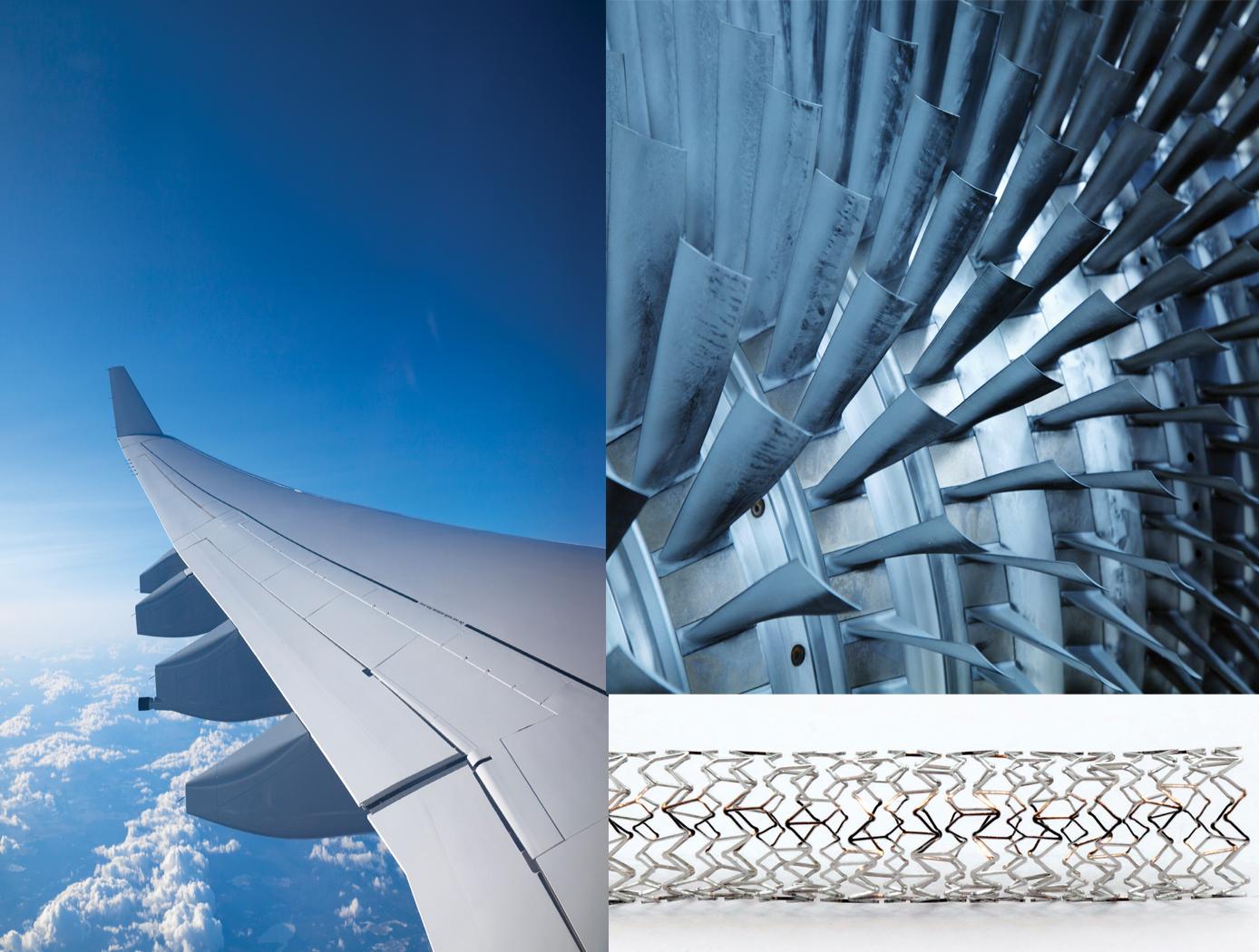 Composite Polymer & Những Ứng Dụng Quan Trọng Trong Ngành Hàng Không Vũ Trụ
