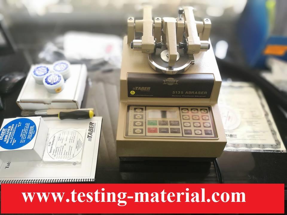 Máy Kiểm Tra Độ Mài Mòn ASTM D4060