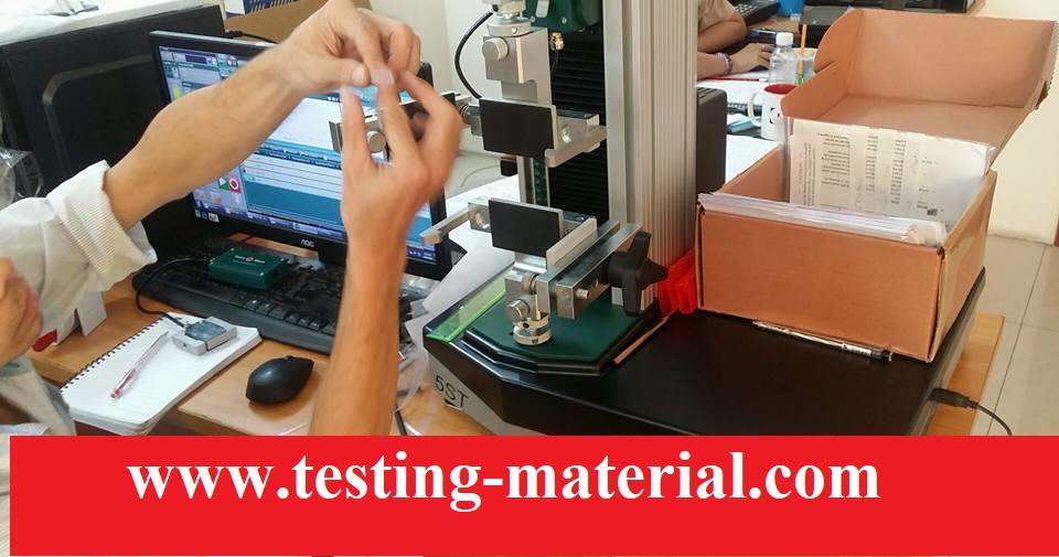 ASTM D638 Plastic Tensile Strength 5kN Tinius Olsen