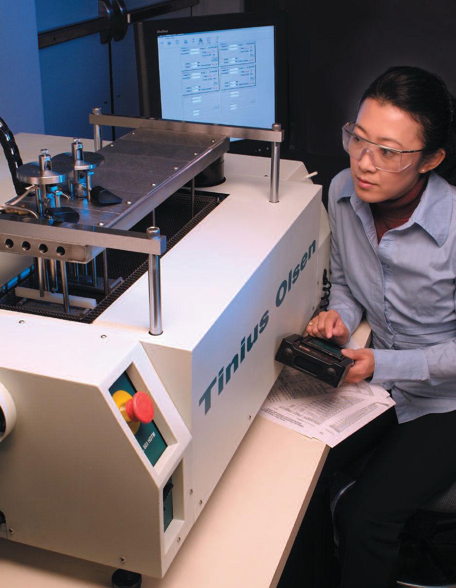 Máy đo võng nhiệt Vicat